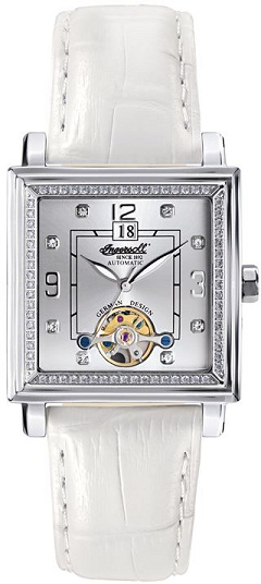 Женские часы Ingersoll Automatic Lady IN5010WH