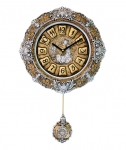 Настенные часы Sinix 401G