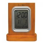 Настольные часы с будильником La Mer DG 6760 L/B