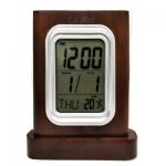 Настольные часы с будильником La Mer DG 6760 D/B