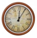 Настенные часы Sinix 5082 OAK