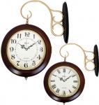 Настенные часы Двусторонние B&S YN 602B