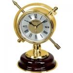 Настольные часы с будильником Rhythm CRE960NR18