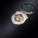 Серебряный брелок ВИТЯЗЬ (серебро 925 пробы)